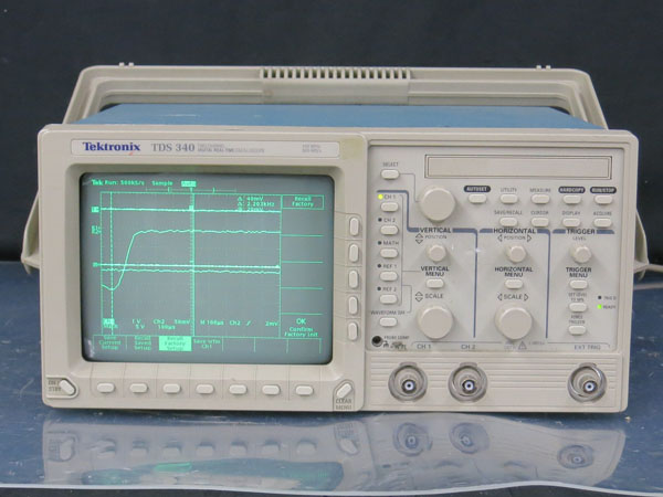 テクトロニクス TDS340